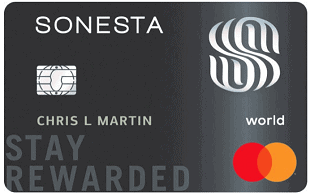 Sonesta World Mastercard Bank of America