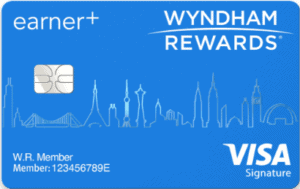Wyndham Rewards Earner Plus Credit Card