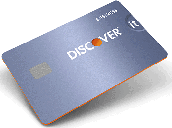 Discover It Business Credit Card