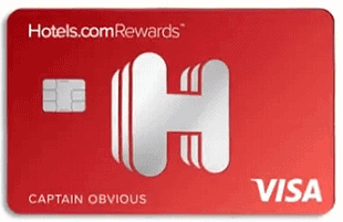Wells Fargo Hotels.com Credit Card