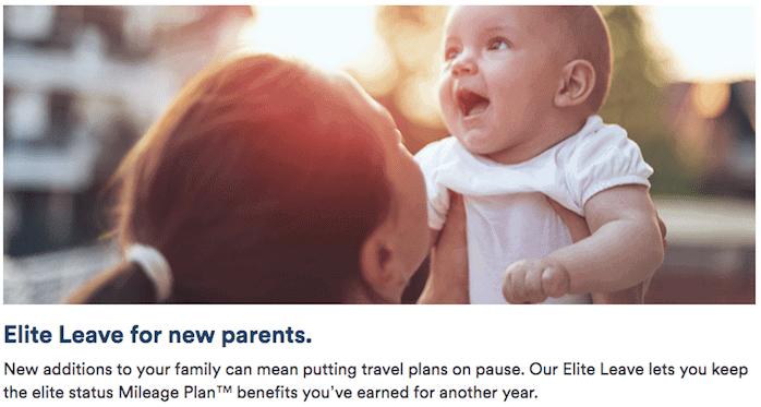 Alaska Airlines Elite Leave