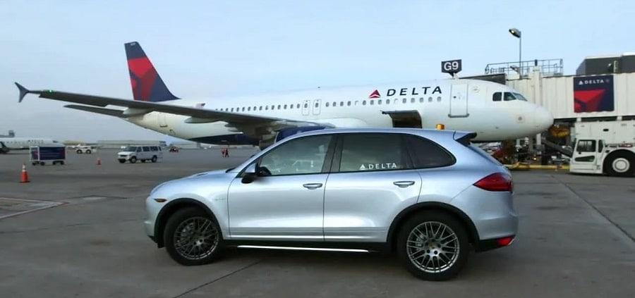 Delta Porsche Transfer