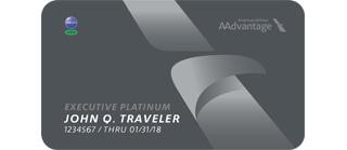 Executive Platinum Card