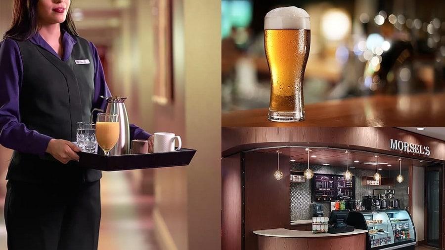 Omni Hotels Daily Beverage