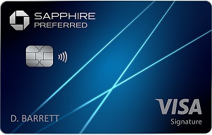 Chase Sapphire Preferred Updated